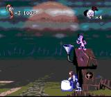 Earthworm Jim 2 SNES Happy now, pinky devil?!