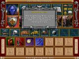 Heroes of Might and Magic II: The Succession Wars Windows New artifact in our inventory.