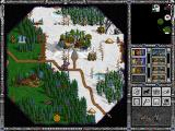 Heroes of Might and Magic II: The Succession Wars Windows Town to the north could be improved to castle.