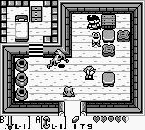 The Legend of Zelda: Link's Awakening Game Boy This strange fellow has the key to the third dungeon