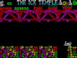 The Ice Temple ZX Spectrum When you lose a life there is a comical death animation