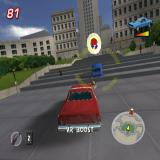 Starsky & Hutch GameCube Shoot the VR Boosts