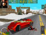 Carmageddon DOS You're rewarded for gory moves.