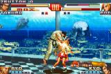 The King of Fighters EX2: Howling Blood Game Boy Advance In his move Shoran Kyaku, Takuma grabs the opponent and executes a set of several knee-based hits.