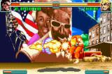 Super Street Fighter II: Turbo Revival Game Boy Advance With a lucky chance, E. Honda removes some energy of Ken through his Sumo Headbutt.
