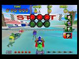 Wave Race 64: Kawasaki Jet Ski Nintendo 64 The First Race