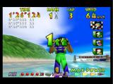 Wave Race 64: Kawasaki Jet Ski Nintendo 64 First Place!