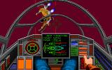 Wing Commander II: Vengeance of the Kilrathi DOS you've been hit! - MCGA/VGA