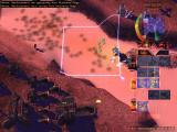 Emperor: Battle for Dune Windows Selecting square automatically recognizes terrain shifts.