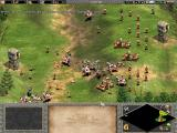 Age of Empires II: The Age of Kings Windows A pitched battle in progress