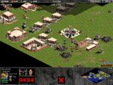 Age of Empires: The Rise of Rome Windows While he might be Egyptian, that priest has a slim chance of surviving, as he's facing a Macedonian.