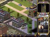 Command & Conquer: Red Alert 2 Windows Crazy Ivan is going to blow up a building.
