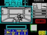Zombi ZX Spectrum A zombie in a lift - horror cliché 101