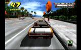 Crazy Taxi Dreamcast Need to Pick Up a Customer
