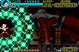 Astro Boy: Omega Factor Game Boy Advance Fighting the first boss