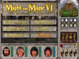 Might and Magic VI: The Mandate of Heaven Windows Options
