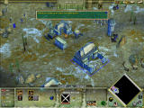 Age of Mythology: The Titans Windows Sleepy Atlantean village