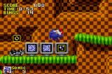 Sonic the Hedgehog Game Boy Advance Monitors like these hold bonuses such as rings, lives, or invincibility