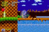 Sonic the Hedgehog Game Boy Advance The spikes on this pole rotate around - time your moves!