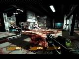 Quake 4 Xbox 360 There is lots of spilt blood in this game!