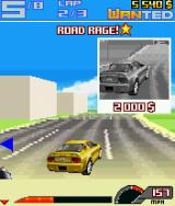 Asphalt 3: Street Rules J2ME Speeding provides a pretty picture and a nice bundle of cash.
