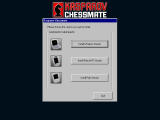 Kasparov Chessmate Windows Installation for Windows, PocketPC and Palm OS.