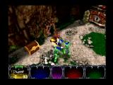 Gauntlet: Legends Dreamcast Attacking a monster generator