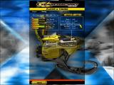 Ski-Doo X-Team Racing Windows Tuning screen