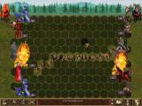 Heroes of Might and Magic III: Armageddon's Blade Windows New units and hero in action