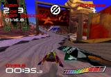 WipEout SEGA Saturn Ohh, look - an ad for Krazy Ivan - another Psygnosis game.