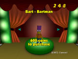 The Simpsons: Hit & Run Windows You can change the clothes of your characters... enter The Bartman!