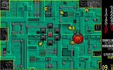 Volfied Atari ST Another insect-themed level