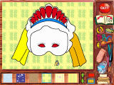 Madeline's Rainy Day Activities Windows Another coloring activity -- this time, the theme is masks