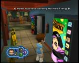 Leisure Suit Larry: Magna Cum Laude (Uncut and Uncensored!) Xbox You can buy various helpful things at vending machines.