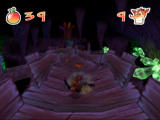 Crash Twinsanity Xbox Watch out for Nitro crates hidden along these paths.
