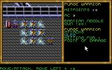 Buck Rogers: Matrix Cubed DOS You are attacked!