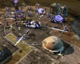 Command & Conquer 3: Tiberium Wars Windows Preparing for nuclear attack.