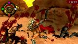 300: March to Glory PSP Brutal dual sword fighting