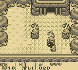 The Legend of Zelda: Link's Awakening Game Boy The Entrance to Tail Cave