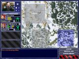 MechWarrior 4: Vengeance Windows The mission select screen