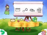 Dragon Tales: Learn & Fly With Dragons Windows The Princess is sketching...