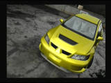 Need for Speed: Most Wanted PlayStation 2 Mitsubishi Lancer Evolution 8