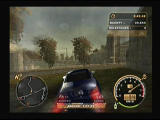Need for Speed: Most Wanted PlayStation 2 It's raining