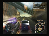 Need for Speed: Most Wanted PlayStation 2 Some police cars want to chase me in front of me