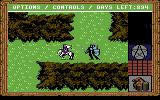 King's Bounty Commodore 64 If you refuse to engage in combat, the enemies might still follow you for a while