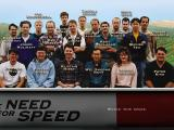 The Need for Speed DOS The design team