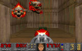 DOOM DOS The chaingun is great for killing several (weak) enemies in a hurry