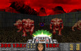 DOOM DOS Come on and feel the power of the mighty BFG!