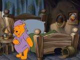 Disney's Winnie the Pooh Preschool Windows Pooh wakes from his nap and tries to remember what he's forgetting