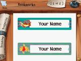 Disney's Winnie the Pooh Preschool Windows Some of the printing possibilities - bookmarks...